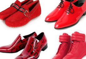 15 Attractive & Stylish Red Shoes for Men and Women