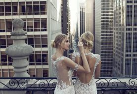 """""""Dimensions"""" – Beautiful Wedding Dress Collection by Pnina Tornai"""
