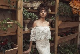 """""""Romanzo"""" Wedding Dress Collection by Julie Vino"""