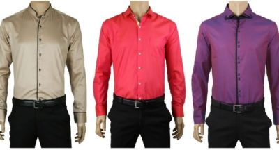 Stylish Collection Of Party Wear Shirts To Add A Glamorous Touch