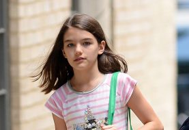 Suri Cruise Steps Out in On-Sale AdidasSneakers