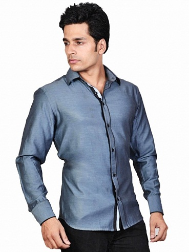 Men s silk party shirts